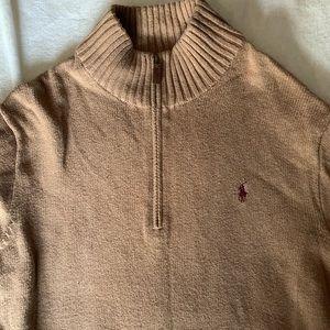 Men's Polo Ralph Lauren Half Zip Sweater